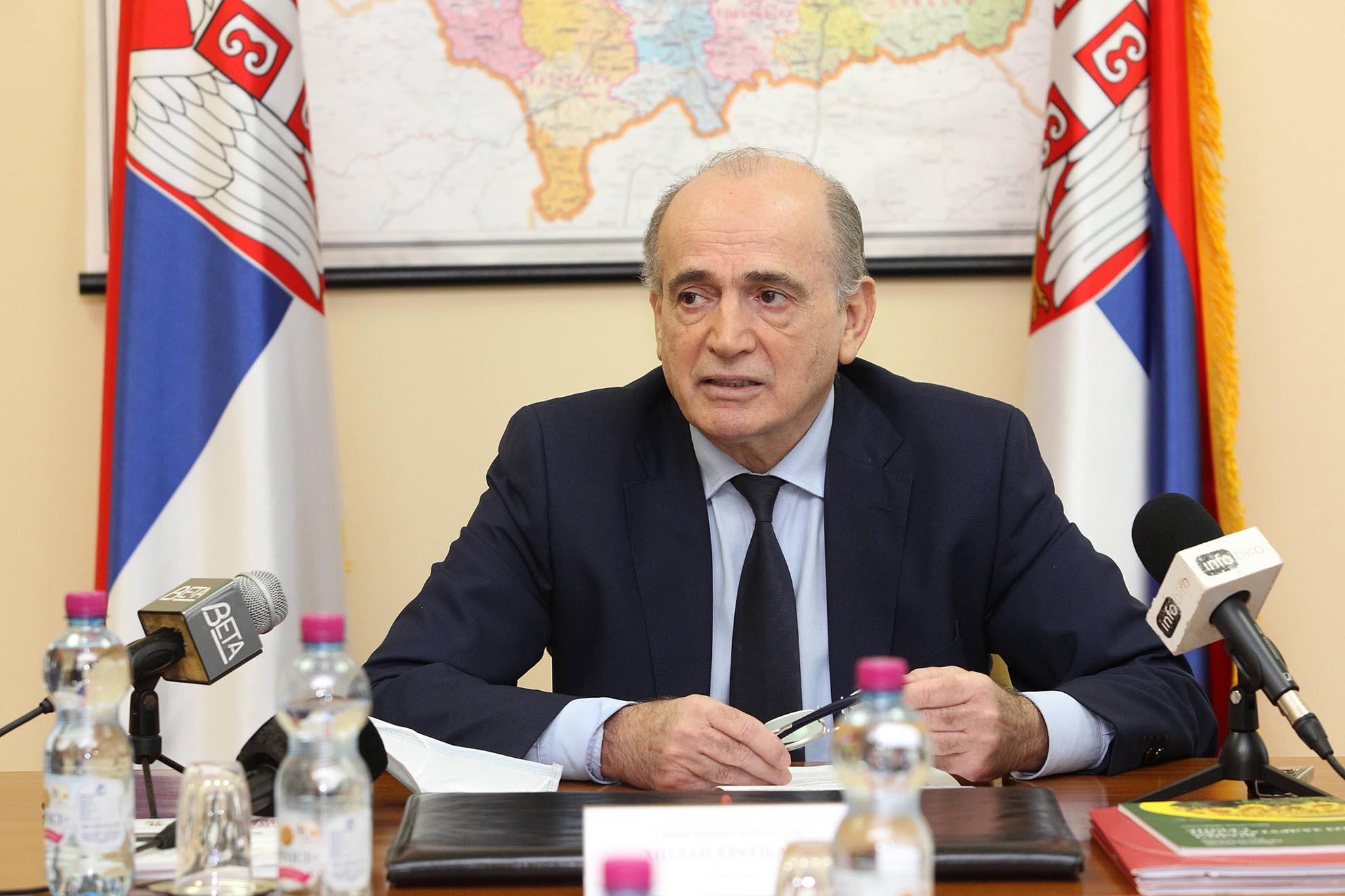 Кркобабић: УСКОРО МИНИБУСЕВИ ЗА СЕЛА СРБИЈЕ